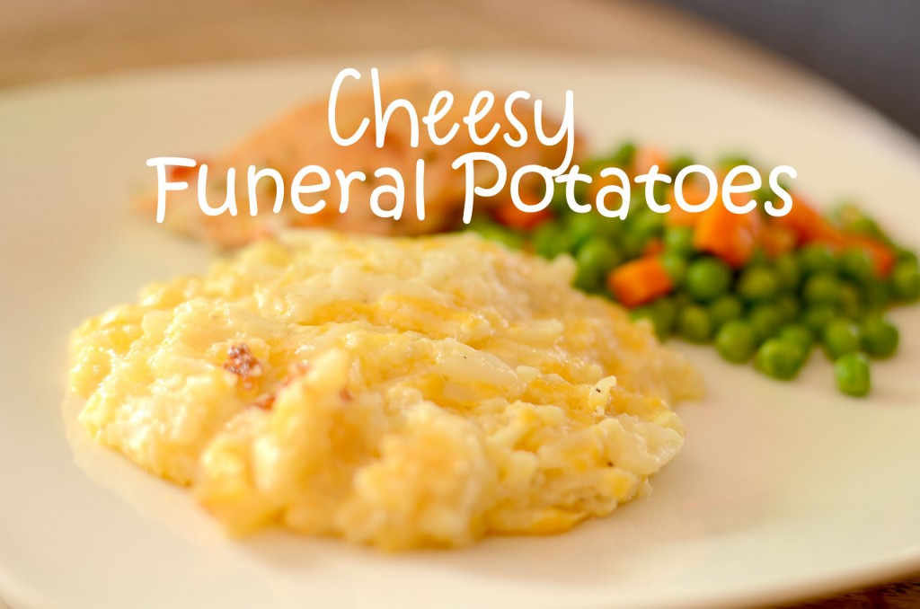Cheesy Funeral Potatoes 12